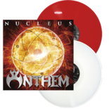 ANTHEM - Nucleus RED/WHITE VINYL (EURO IMPORT)