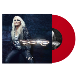 DORO - Backstage to heaven RED VINYL (Import)