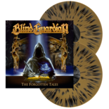 BLIND GUARDIAN - The Forgotten Tales (Gold w/Black Splatter Vinyl)