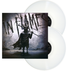 IN FLAMES - I, the mask WHITE VINYL (Import)