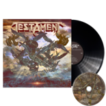 TESTAMENT - The Formation Of Damnation BLACK VINYL (Import)