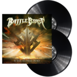 BATTLE BEAST - No More Hollywood Endings BLACK VINYL (Import)