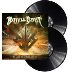 BATTLE BEAST No More Hollywood Endings BLACK VINYL (Import)