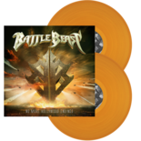 BATTLE BEAST - No More Hollywood Endings ORANGE VINYL (Import)