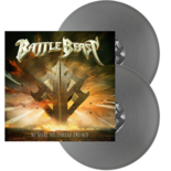 BATTLE BEAST - No More Hollywood Endings SILVER VINYL