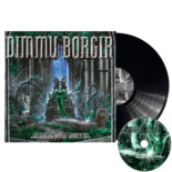 DIMMU BORGIR - Godless Savage Garden BLACK VINYL (EURO IMPORT)
