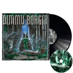 DIMMU BORGIR - Godless Savage Garden BLACK VINYL (Import)