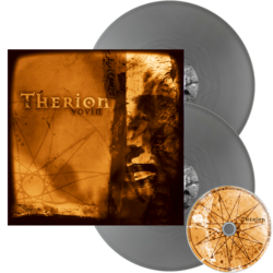 THERION - Vovin SILVER VINYL (Import)
