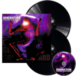 BENEDICTION - Grind Bastard BLACK VINYL (EURO IMPORT)