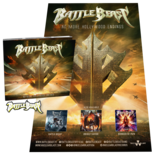 Battle Beast - No More Hollywood Endings CD Digipak+Enamel Pin