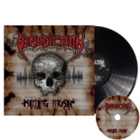 BENEDICTION - Killing Music BLACK VINYL (Import)
