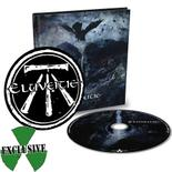 ELUVEITIE - Ategnatos + PATCH (Import)