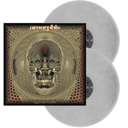 AMORPHIS Queen Of Tiime SPARKLE VINYL (Import)