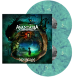 AVANTASIA - Moonglow GREEN/BLUE/WHITE MARBLED VINYL (Import)