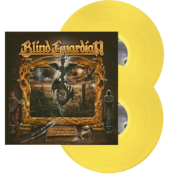 BLIND GUARDIAN - Imaginations From The Other Side YELLOW LP (Import