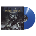 GRAND MAGUS - Wolf God BLUE VINYL (Import)