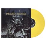 GRAND MAGUS - Wolf God YELLOW VINYL (Import)