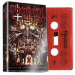 POSSESSED - Revelations Of Oblivion (Red Cassette)