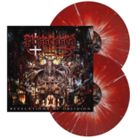 POSSESSED - Revelations Of Oblivion (Red w/White Splatter)