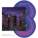 DEATH ANGEL - Humanicide (Purple w/Blue Swirl Vinyl)