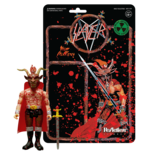 SLAYER - Super7 x Slayer Nuclear Blast Records Figure