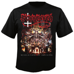 POSSESSED - Revelations Of Oblivion TS