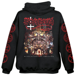 POSSESSED - Revelations Of Oblivion (Hoodie)
