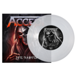 ACCEPT - Life's A Bitch CLEAR VINYL (Import)