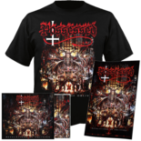 POSSESSED - Revelations Of Oblivion CD+TS Large Bundle
