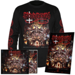 POSSESSED - Revelations Of Oblivion CD+LS Medium Bundle