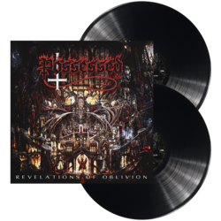POSSESSED - Revelations Of Oblivion BLACK VINYL (Import)