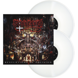 POSSESSED Revelations Of Oblivion WHITE VINYL (Import)
