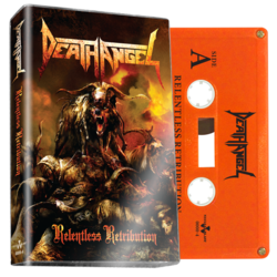 DEATH ANGEL - Relentless Retribution (Orange Cassette)