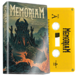 MEMORIAM - Requiem For Mankind (Light Orange Cassette)