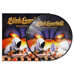 BLIND GUARDIAN - Battalions Of Fear PICTURE VINYL (Import)