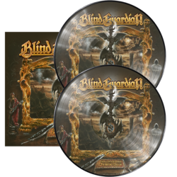 BLIND GUARDIAN - Imaginations From The Other Side PICTURE LP Import