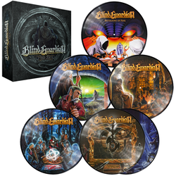 BLIND GUARDIAN Collector's Picture LP Boxset (Import)