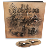SABATON - The Great War EARBOOK (Import)