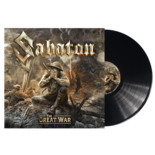 SABATON - The Great War BLACK VINYL (Import)