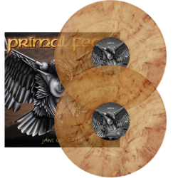 PRIMAL FEAR Jaws Of Death MARBLED VINYL (Import)