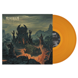 MEMORIAM - Requiem For Mankind ORANGE VINYL (Import)