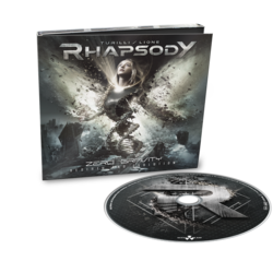 RHAPSODY, TURILLI / LIONE - Zero gravity (Rebirth and evolution) (Import)