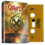 CARNIFEX - World War X (Gold Cassette)