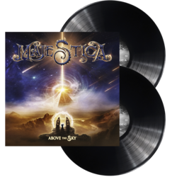 MAJESTICA - Above The Sky BLACK VINYL (Import)