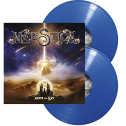 MAJESTICA Above The Sky BLUE VINYL (Import)