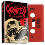 CARNIFEX - Slow Death (Red Cassette)
