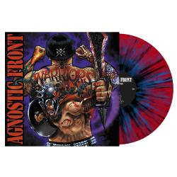 AGNOSTIC FRONT - Warriors SPLATTER VINYL (Import)