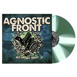 AGNOSTIC FRONT - My Life My Way SPLATTER VINYL (Import)