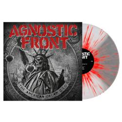 AGNOSTIC FRONT - The American Dream Died SPLATTER VINYL (Import)