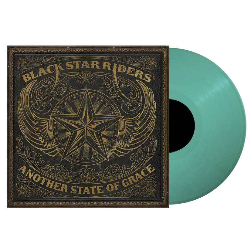 a4753e8333 BLACK STAR RIDERS | Another State Of Grace LIGHT GREEN VINYL (Import ...